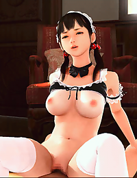 Chou Chijo Maid! - part 6