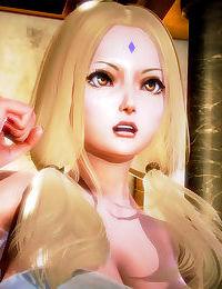Honey Select - Ladies of Konoha - Chapter 4 - part 3
