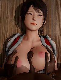 Shimai Mahou Shoujo Sei to Aya - part 7