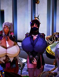 10 Big Tit Queens