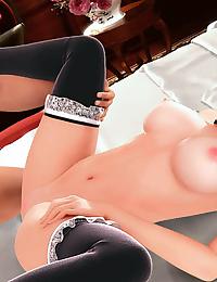 Chou Chijo Maid! 2 - part 5