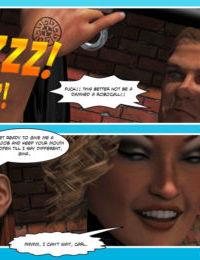 Dynamic Damsel: Suburban Secrets #1-18 - part 12
