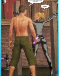 Dynamic Damsel: Suburban Secrets #1-18 - part 14