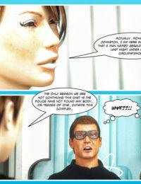 Dynamic Damsel: Suburban Secrets #1-18 - part 16