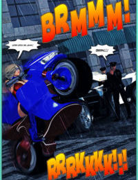 Dynamic Damsel: Suburban Secrets #1-18 - part 4
