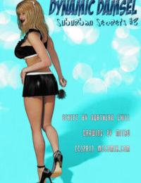 Dynamic Damsel: Suburban Secrets #1-18