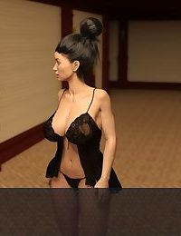 Dreams of Desire part 4 - Moms yoga and night 4 - part 5