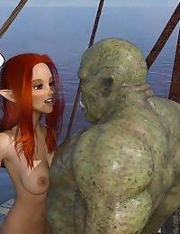 3DMidnight Orcs Journey Part 1/The Raft