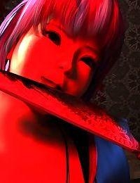 Artist3D - OTsunaO - DOA Girls - part 17