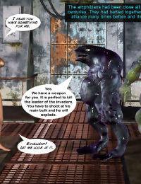Xeno Wars - Spies - part 7