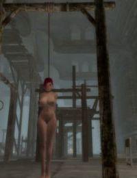 Skyrim bondage furniture collection - part 5