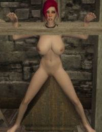 Skyrim bondage furniture collection