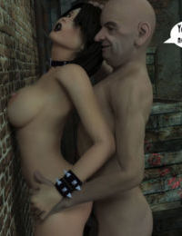 Dark Alley Lover - part 2