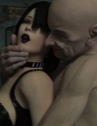 Dark Alley Lover - part 3