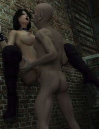 Dark Alley Lover - part 4
