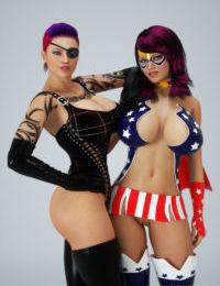 Lana Liberty Vs The Mistress - part 17