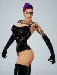 Lana Liberty Vs The Mistress - part 19