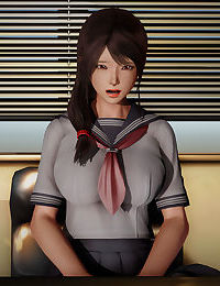 Shimai Mahou Shoujo Sei to Aya - part 8