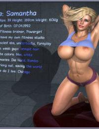 3D Art Collection by DarkHound1s - part 25