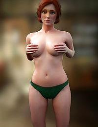 artist3d vg erotica ส่วนหนึ่ง 3