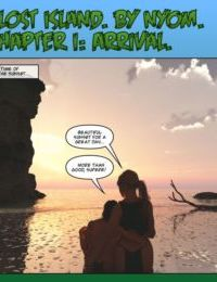 Nyom - The Lost Island: Chapter 1 - part 5