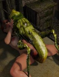 Edge Systems Insect Huntress Saki Hell of Lewd Insects - part 11