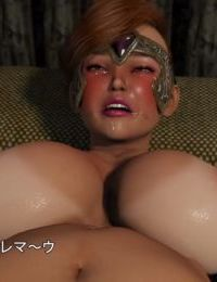 Edge Systems Insect Huntress Saki Hell of Lewd Insects - part 20
