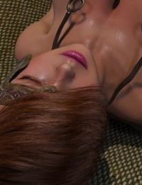 Edge Systems Insect Huntress Saki Hell of Lewd Insects - part 3