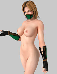 Artist3D - DragonLord720 - DOA Girls - part 14