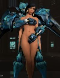 Misc Pharah from Overwatch - part 2