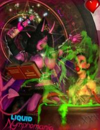 Demongirls & Scifi 3D gallery - part 4