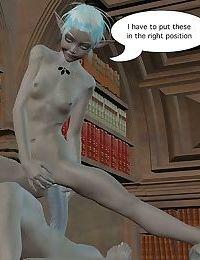 the sex elf quest 4 - part 14