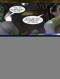 Bewitching Hour Comic and Raw - part 2