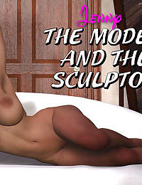 Jenny - The Model and The Sculptor