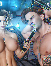 Looks Can Kill - Space XXX - Hard Target - part 2