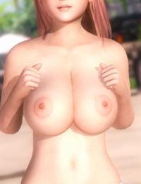 Erotic DOA - Dead or Alive 5 Last Round HDM Nude Mod - part 15