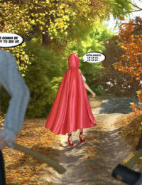 Red Riding Hood - part 3