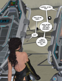 Chain Reaction: The Black Pussycat Saga #1-7 - part 5