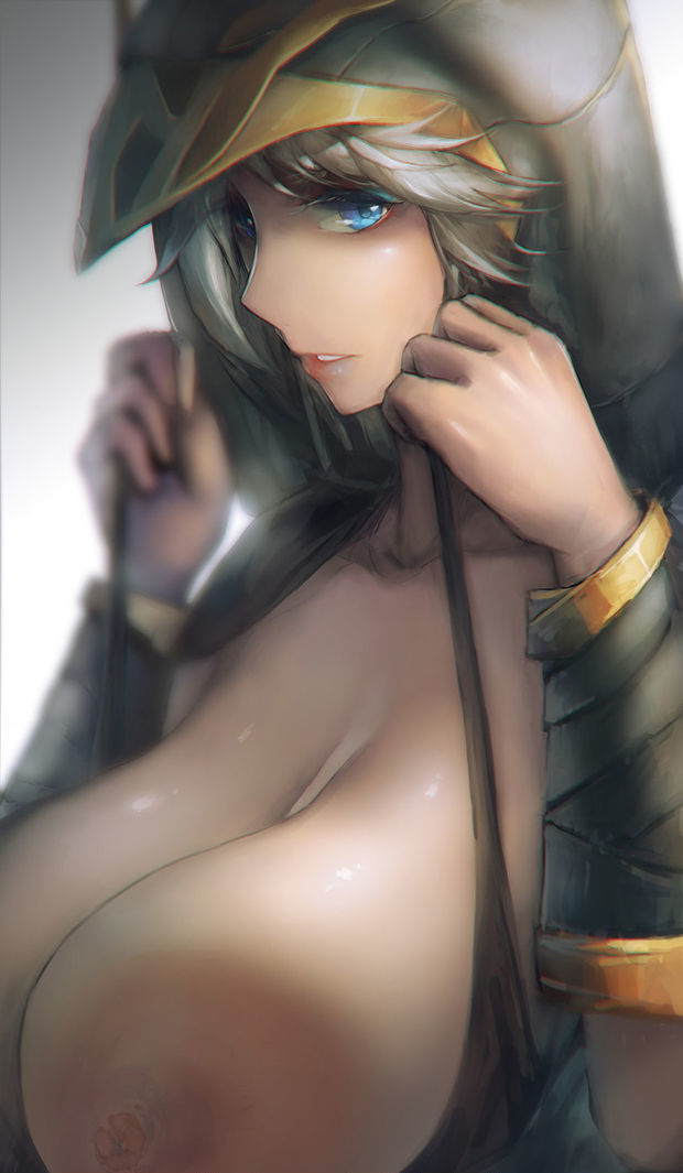 Picture- Ashe-league-of-legends-games-boobs-2149637