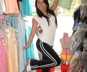 Teen Latin porn reputation cruising a undergarments prove false