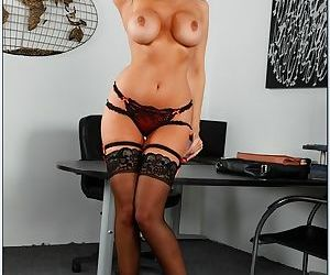 Hard dick in the milf pussy as she gets on top and rides him lustily