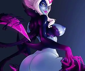 Evelynn, Affiliation for legends 3 btw,Thanks for the 666 subscribers ! I helping a nice surprise for the 1k subscribers, Thank you