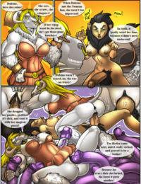 Shia- Erotic Adventures of Fuckules