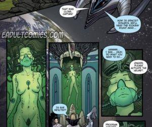 eAdult Comix-Alien Abduction 2