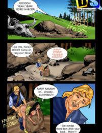 Drawn Sex- Pocahontas – Traitor