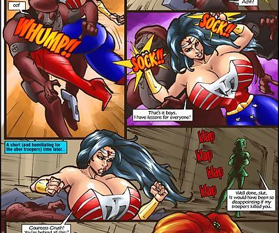 Superheroine- American Fox- Spotlight on Terror