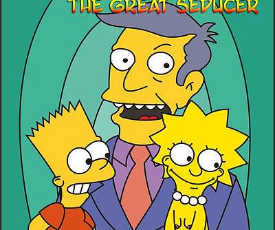 Simpsons- Skinner Great Seducer