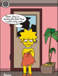 Simpsons- Skinner Great Seducer