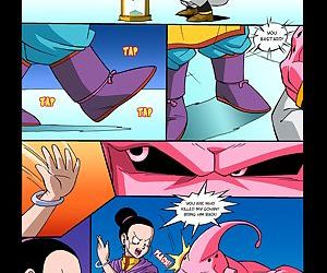 DBZ- Buu's Bodies 1-Milk