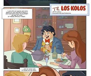Milftoon- Los Kolos